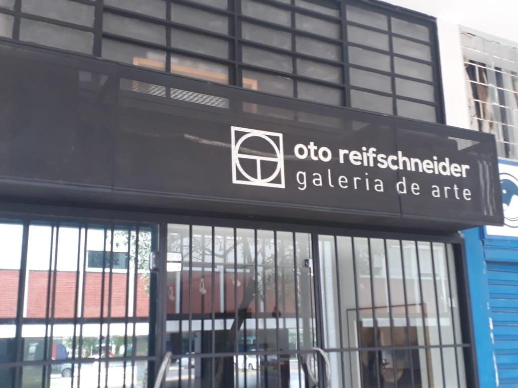 Oto Reifschneider, Galeria de Arte, Quadra 302 Norte, Asa Norte, Bloco D, Comércio Brasília