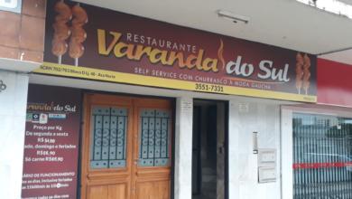 Restaurante Varando do Sul, Self Service, Quadra 702 703 Norte, Bloco D, Comércio Brasília