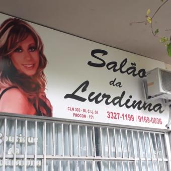 Salão da Lurdinha, CLN 303, Quadra 303 Norte, Bloco C, Comércio Brasília