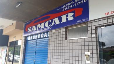 Samcar Auto Centro, Quadra 702 3 Norte, Bloco H, Asa Norte, Comércio Brasília