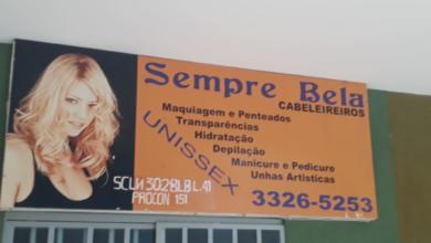 Sempre Bela Cabeleireiros, SCLN 302, Quadra 302 Norte, Bloco B, Comércio Brasília