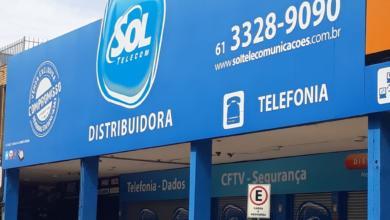 Sol Telecom, Telefonia, dados, Quadra 703 Norte, W3 Norte, Asa Norte, Comércio Brasilia