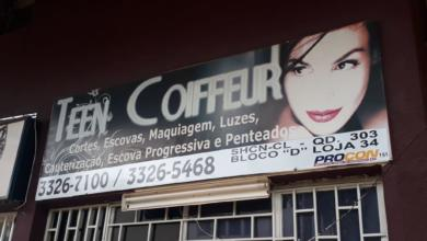 Photo of Teen Coiffeur Salão de Beleza, Corte, Escova, Maquiagem, Quadra 303 Norte, Asa Norte