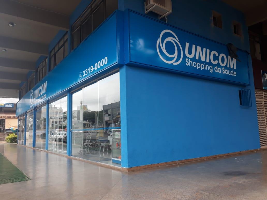 Unicom Shopping da Saúde, CLN 303, Quadra 303 Norte, Bloco D, Comércio Brasília
