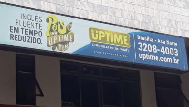 Up Time Curso de Inglês, CLN 303, Quadra 303 Norte, Bloco E, Comércio Brasília