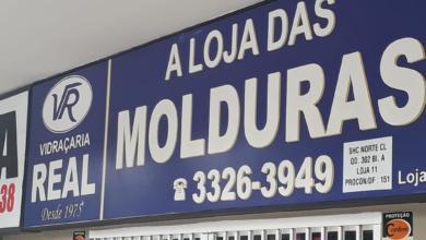 Vidraçaria Real, A Loja das Molduras, SCLN 302, Quadra 302 Norte, Bloco A, Comércio Brasília