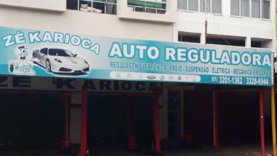 Zé Karioca Auto Reguladora, Regulagem Eletrônica, freio, Suspensão, elétrica, mecânica em geral, Quadra 702 Norte, Bloco F, Asa Norte, Comércio Brasília