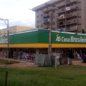 Casa Brasileira Quadra Central do Gama, Gama, DF, Comércio Brasilia