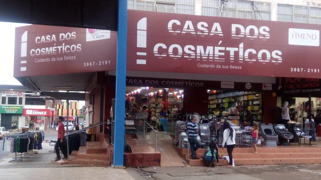 Casa dos Cosméticos, Quadra Central do Gama, Gama, DF, Comércio Brasilia