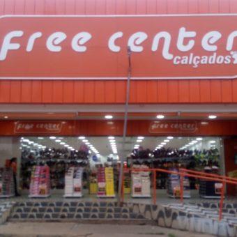 Free Center Calçados da Quadra Central do Gama, Gama, DF, Comércio Brasilia