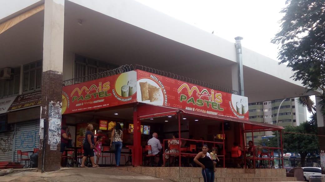 Mais Pastéis, Quadra Central do Gama, Gama, DF, Comércio Brasilia