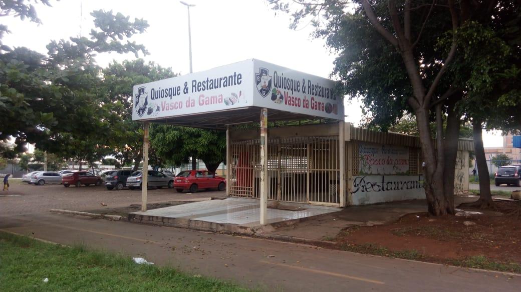 Quiosque e Restaurante Vasco da Gama Quadra Central do Gama, Gama, DF, Comércio Brasilia