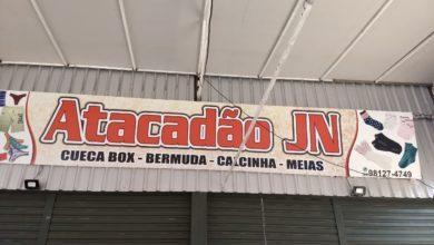 Atacadão JN Cueca box, bermuda, calcinha, meias Feira dos Goianos, Avenida Hélio Prates, Taguatinga Norte, Comércio de Brasília, DF