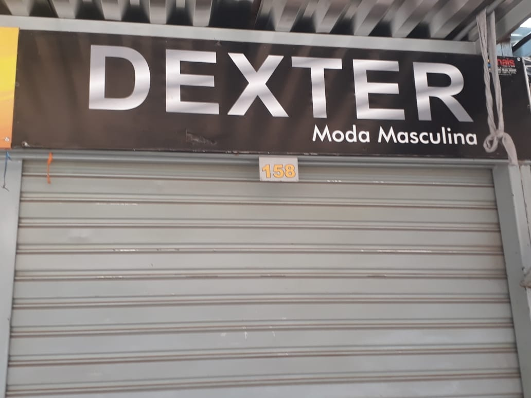 Dexter Moda Masculina Feira dos Goianos, Avenida Hélio Prates, Taguatinga Norte, Comércio de Brasília, DF