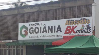 Enxovais Goiânia Feira dos Goianos, Avenida Hélio Prates, Taguatinga Norte, Comércio de Brasília, DF