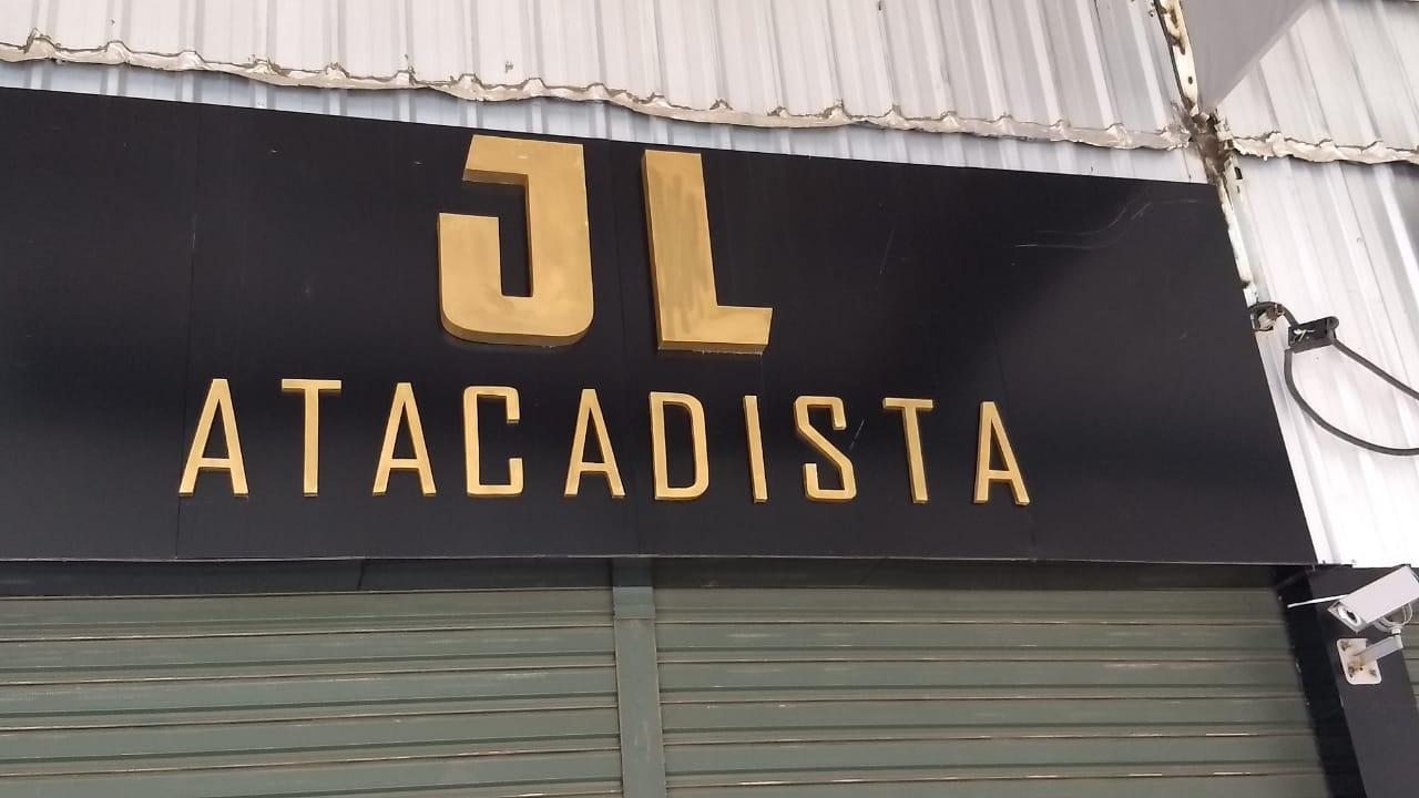 JL Atacadista Feira dos Goianos, Avenida Hélio Prates, Taguatinga Norte, Comércio de Brasília, DF