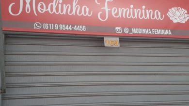 Modinha Feminina Feira dos Goianos, Avenida Hélio Prates, Taguatinga Norte, Comércio de Brasília, DF