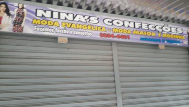 Ninas Confecções Moda Evangélica, moda maior, modinha Feira dos Goianos, Avenida Hélio Prates, Taguatinga Norte, Comércio de Brasília, DF