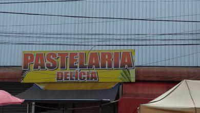 Pastelaria Delícia Feira dos Goianos, Avenida Hélio Prates, Taguatinga Norte, Comércio de Brasília, DF