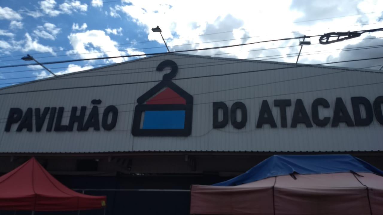 Pavilhão do Atacado Feira dos Goianos, Avenida Hélio Prates, Taguatinga Norte, Comércio de Brasília, DF