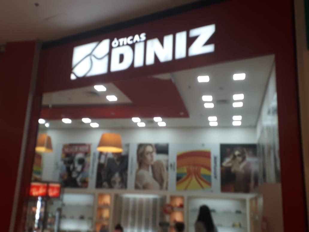 Óticas Diniz JK Shopping, Avenida Hélio Prates, Taguatinga Norte, Comércio de Brasília, DF