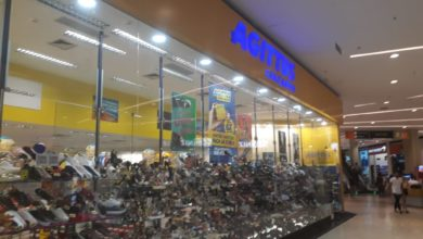 Agittus Calçados JK Shopping, Avenida Hélio Prates, Taguatinga Norte, Comércio de Brasília, DF