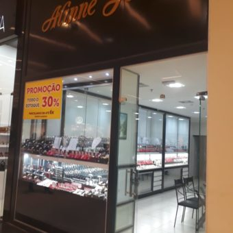Alinne Jóias, JK Shopping, Avenida Hélio Prates, Taguatinga Norte, Comércio de Brasília, DF