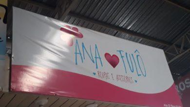 Ana Fulô Roupas e Acessórios Feira dos Goianos, Avenida Hélio Prates, Taguatinga Norte, Comércio de Brasília, DF