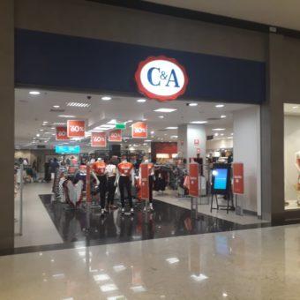 C e A, JK Shopping, Avenida Hélio Prates, Taguatinga Norte, Comércio de Brasília, DF
