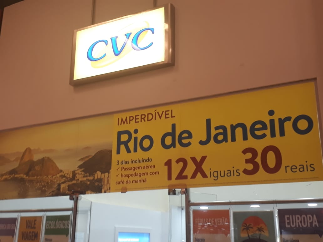 CVC JK Shopping, Avenida Hélio Prates, Taguatinga Norte, Comércio de Brasília, DF