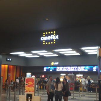 Cineflix JK Shopping, Avenida Hélio Prates, Taguatinga Norte, Comércio de Brasília, DF