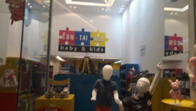 Conteiner moda Infantil, JK Shopping, Avenida Hélio Prates, Taguatinga Norte, Comércio de Brasília, DF