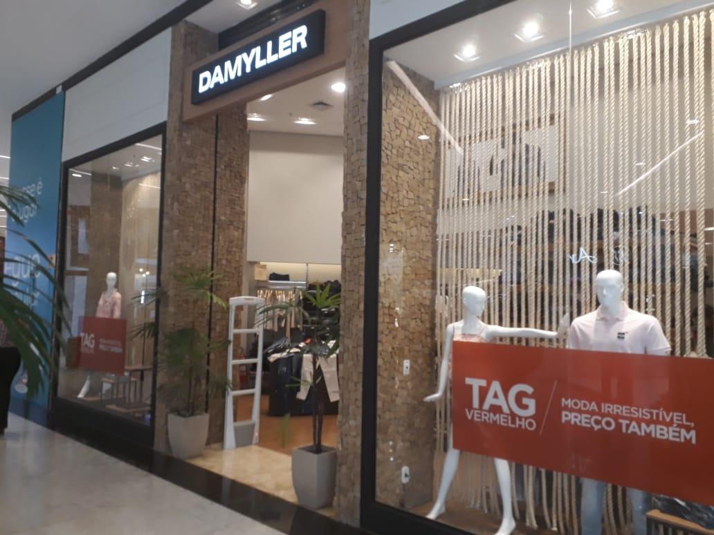 Damyller JK Shopping, Avenida Hélio Prates, Taguatinga Norte, Comércio de Brasília, DF