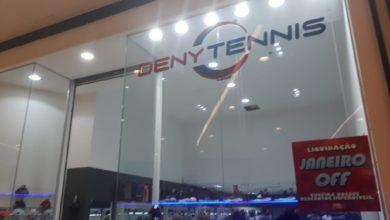 Deny Tennis JK Shopping, Avenida Hélio Prates, Taguatinga Norte, Comércio de Brasília, DF