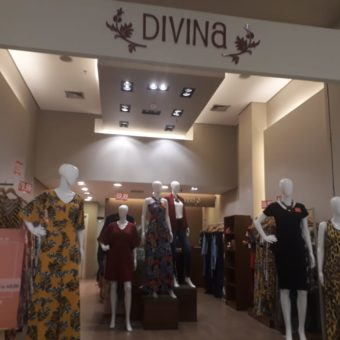 Divina JK Shopping, Avenida Hélio Prates, Taguatinga Norte, Comércio de Brasília, DF
