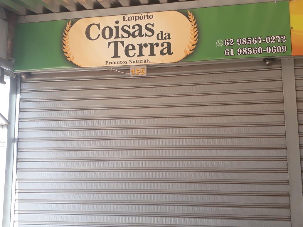 Empório Coisas da Terra Produtos Naturais, Feira dos Goianos, Avenida Hélio Prates, Taguatinga Norte, Comércio de Brasília, DF