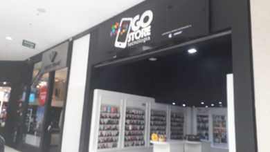 GO Store Tecnologia JK Shopping, Avenida Hélio Prates, Taguatinga Norte, Comércio de Brasília, DF