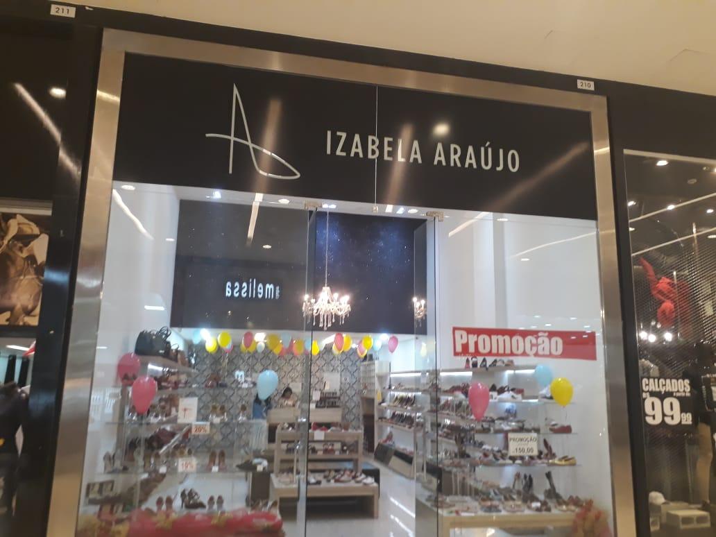 Izabela Araújo JK Shopping, Avenida Hélio Prates, Taguatinga Norte, Comércio de Brasília, DF