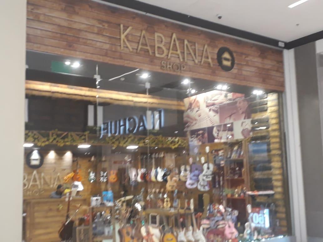 Kabana Shop JK Shopping, Avenida Hélio Prates, Taguatinga Norte, Comércio de Brasília, DF