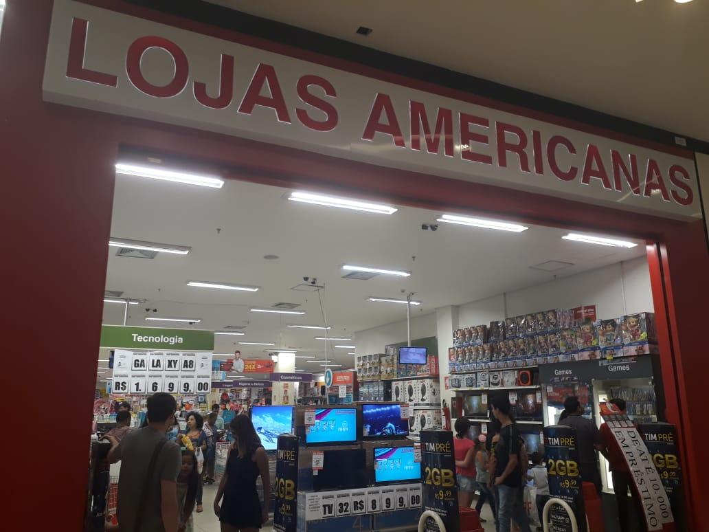 6414536bc60 Lojas Americanas JK Shopping
