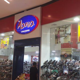 Mani Calçados JK Shopping, Avenida Hélio Prates, Taguatinga Norte, Comércio de Brasília, DF