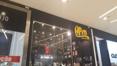 Open Multimarcas JK Shopping, Avenida Hélio Prates, Taguatinga Norte, Comércio de Brasília, DF
