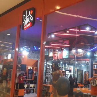 Pitikas Store JK Shopping, Avenida Hélio Prates, Taguatinga Norte, Comércio de Brasília, DF