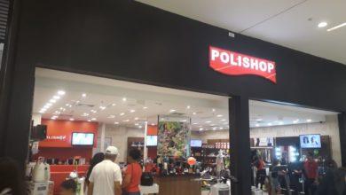 Polishop JK Shopping, Avenida Hélio Prates, Taguatinga Norte, Comércio de Brasília, DF