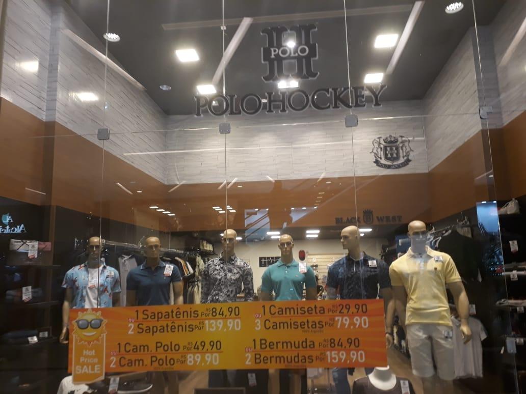 Polo Hockey JK Shopping, Avenida Hélio Prates, Taguatinga Norte, Comércio de Brasília, DF