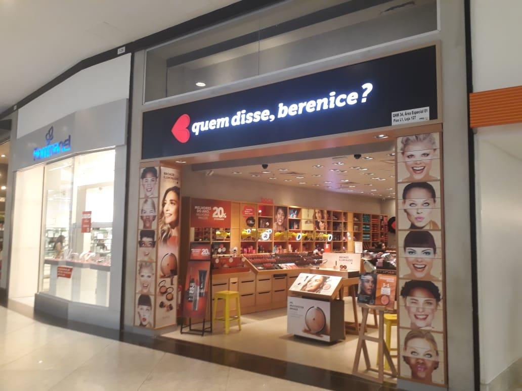 Quem disse Berenice JK Shopping, Avenida Hélio Prates, Taguatinga Norte, Comércio de Brasília, DF