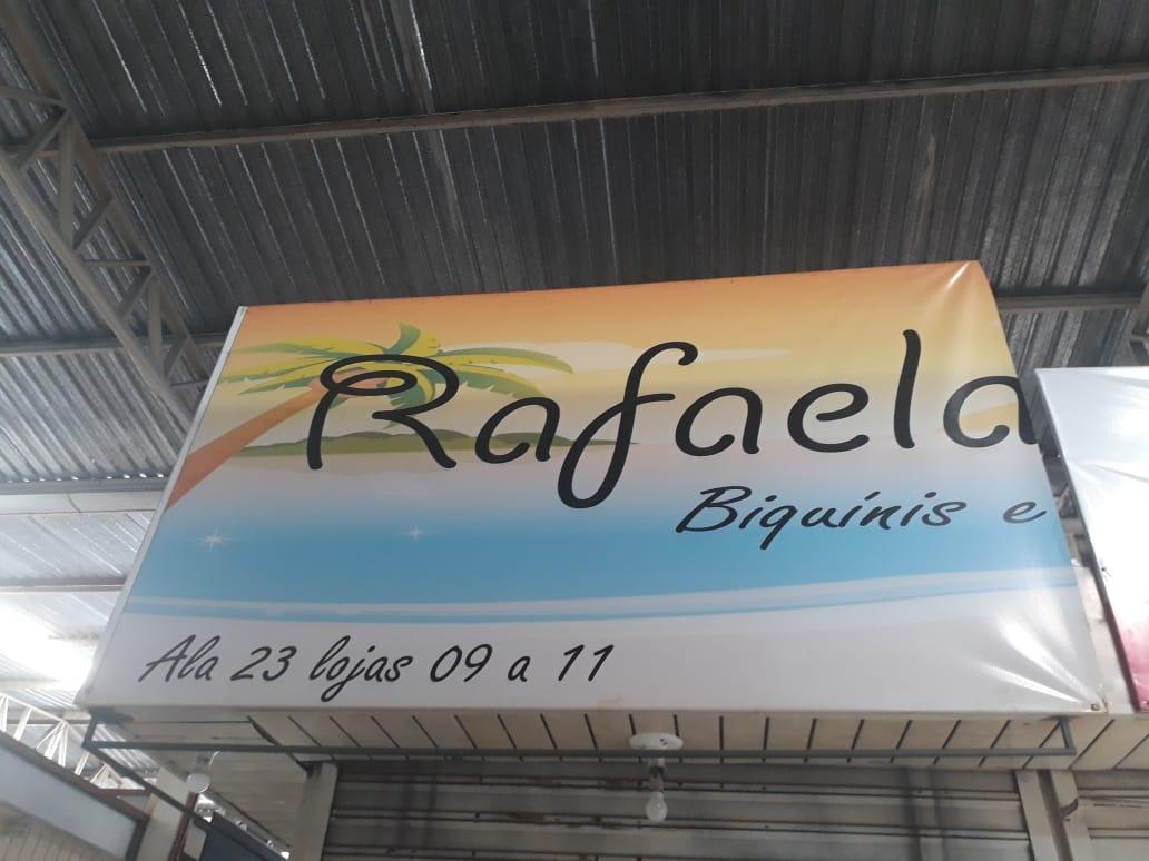 Rafaela Biquinis Feira dos Goianos, Avenida Hélio Prates, Taguatinga Norte, Comércio de Brasília, DF