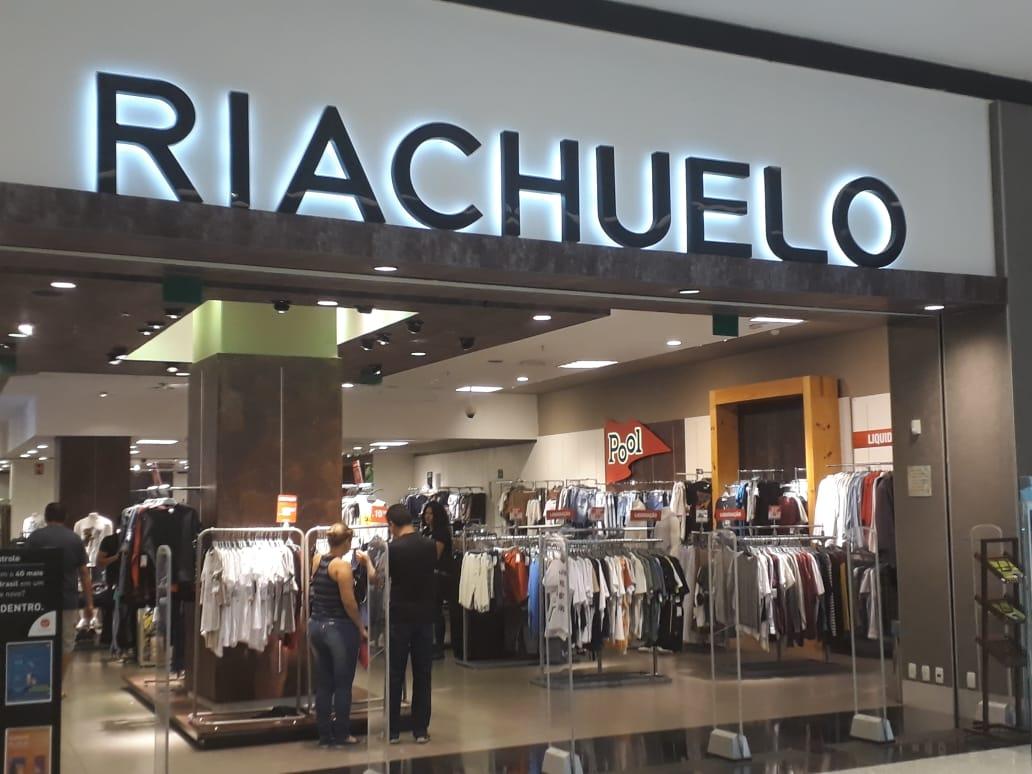 Riachuelo JK Shopping, Avenida Hélio Prates, Taguatinga Norte, Comércio de Brasília, DF