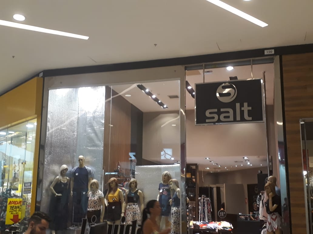Salt JK Shopping, Avenida Hélio Prates, Taguatinga Norte, Comércio de Brasília, DF
