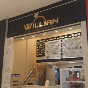 Willian Jóias, Relógios, Ajustes JK Shopping, Avenida Hélio Prates, Taguatinga Norte, Comércio de Brasília, DF